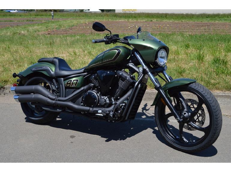 2015 Star Motorcycles Stryker Bullet Cowl