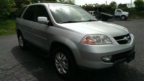 2003 ACURA MDX 4 DOOR SUV