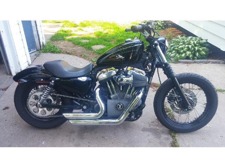 08 Harley Davidson Nightster Motorcycles for sale