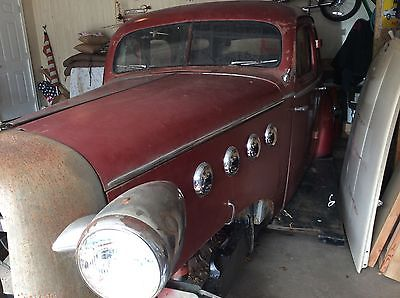 Cadillac : Other 1935 lasalle project car