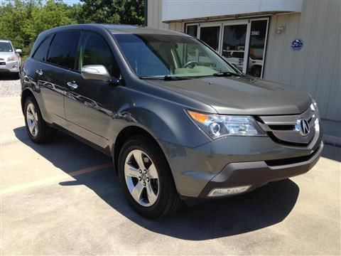 2007 Acura MDX SUV Sport Utility 4D