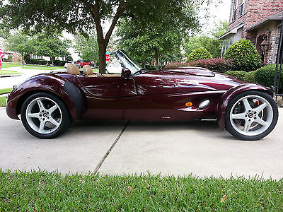 Other Makes : Panoz AIV Roadster 1998 panoz aiv roadster