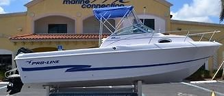 Pro Line 22 Walkaround Boats For Sale