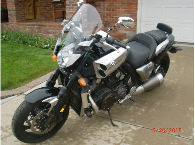 2009 Star Motorcycles Vmax