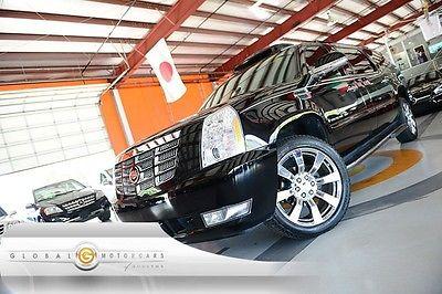 Cadillac : Escalade Base Sport Utility 4-Door 09 cadillac escalade esv limo custom interior