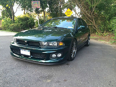 Mitsubishi : Galant ES Sedan 4-Door 2001 mitsubishi galant es sedan 4 door 2.4 l