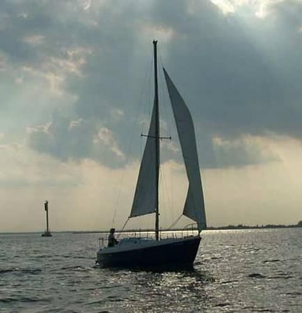 Columbia 26 Boats For Sale