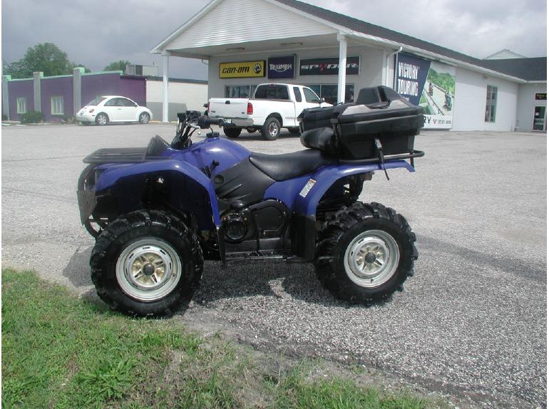 2008 Yamaha YAMAHA