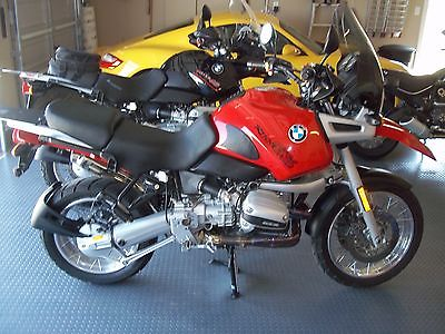 BMW : R-Series 1997 bmw r 1100 gs 45 981 miles just about perfect