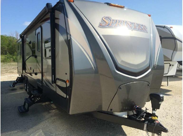 2015 Keystone Sprinter RVs 313BHS