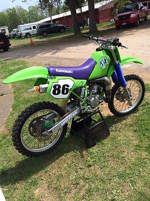 1989 Kawasaki Kx 125 Motorcycles for sale