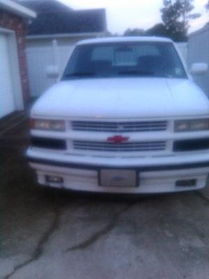 Chevrolet : C/K Pickup 1500 2-DOOR White 1994 Chevy Truck