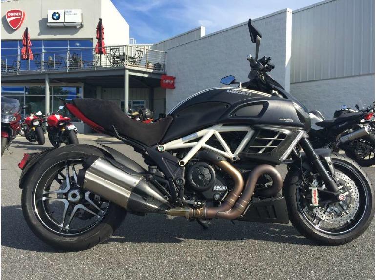 2012 Ducati Diavel AMG