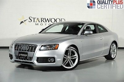 Audi : S5 Base Coupe 2-Door 2009 audi
