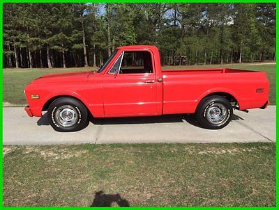 Chevrolet : Other RESTORED BIG BLOCK WITH AIR-NORTH CAROLINA SOUTHER 1968 older restored big block with air north carolina southern chevrolet c 10