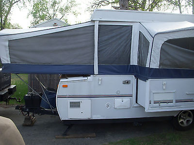 2006 Jayco Select 1206HW High Wall Popup Camper
