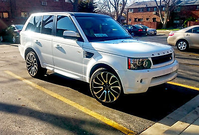 Land Rover : Range Rover Sport Supercharged 2011 land rover range rover sport supercharged special edition