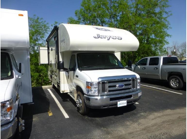 Jayco Redhawk 26xd Rvs For Sale In Ohio