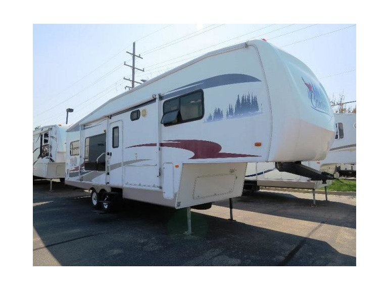 2004 Forest River CARDINAL 29RK LE