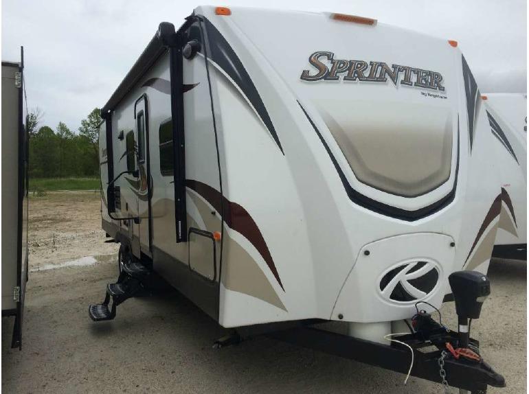2015 Keystone Sprinter RVs 266RBS