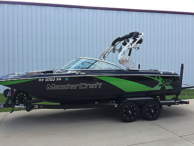 2012 Mastercraft X25. One Owner. Mint Condition. Low Hours. Stored Inside.