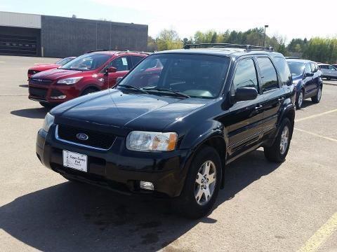 2004 FORD ESCAPE 4 DOOR SUV