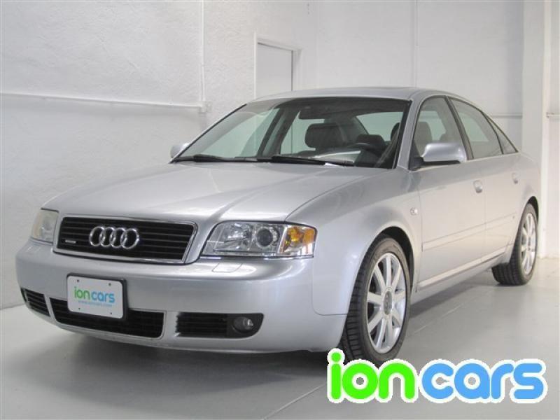 2004 Audi A6 2.7T SLine Quattro