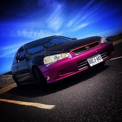 Honda : Civic SI 2000 honda civic si