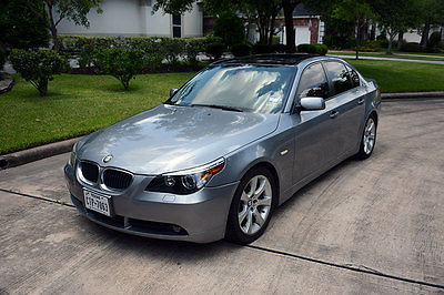 BMW : 5-Series 545i 2004 bmw 545 i base sedan 4 door 4.4 l
