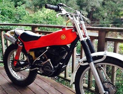 Bultaco 1976 montesa cota 348 rathmell edition vintage trials ahrma