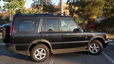 Land Rover : Discovery Series II SD Sport Utility 4-Door 2001 land rover discovery series ii sd immaculate condition