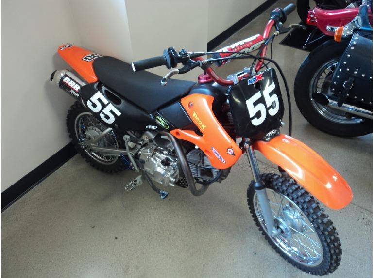 2006 Klx 110