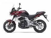 Kawasaki : Other 2011 kawasaki kle 650 versys new leftover