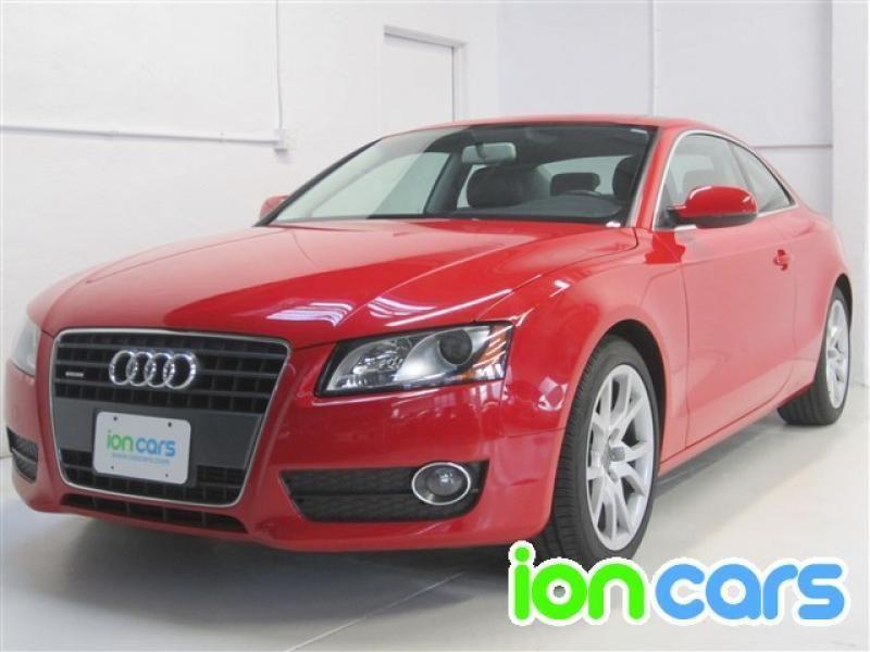 2010 Audi A5 2.0T Quattro Premium Coup 2S