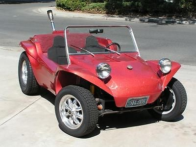 Volkswagen : Other Dune Buggy 1971 volkswagen dune buggy manx body 1600 cc 60 hp low miles