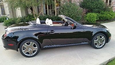 2006 lexus sc 430 cars for sale. Black Bedroom Furniture Sets. Home Design Ideas