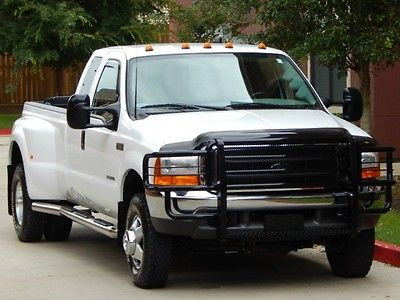 Ford : F-350 FreeShipping F-350 7.3L Diesel 4X4 Extended Cab Long Bed Dually 32K Miles! SHOWROOM CONDITION