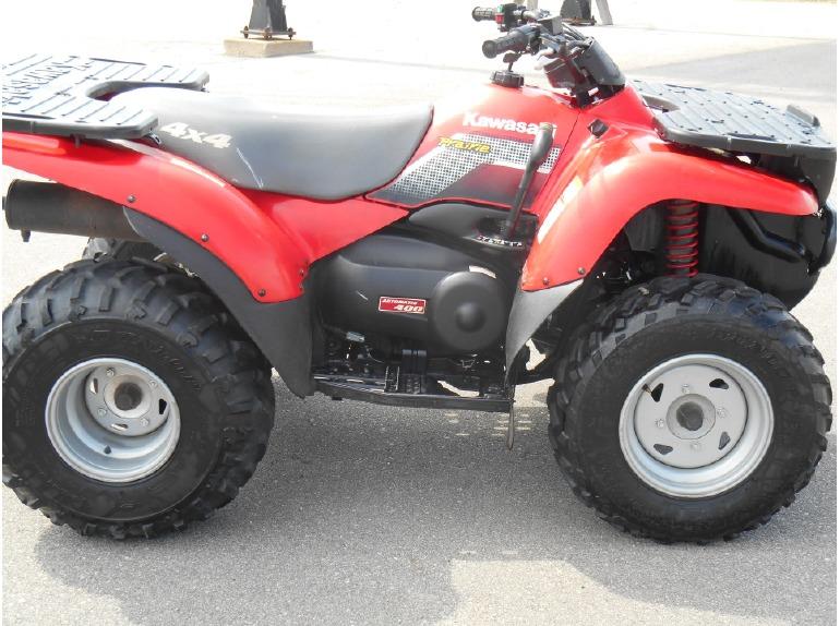 2002 Kawasaki PRAIRIE 400