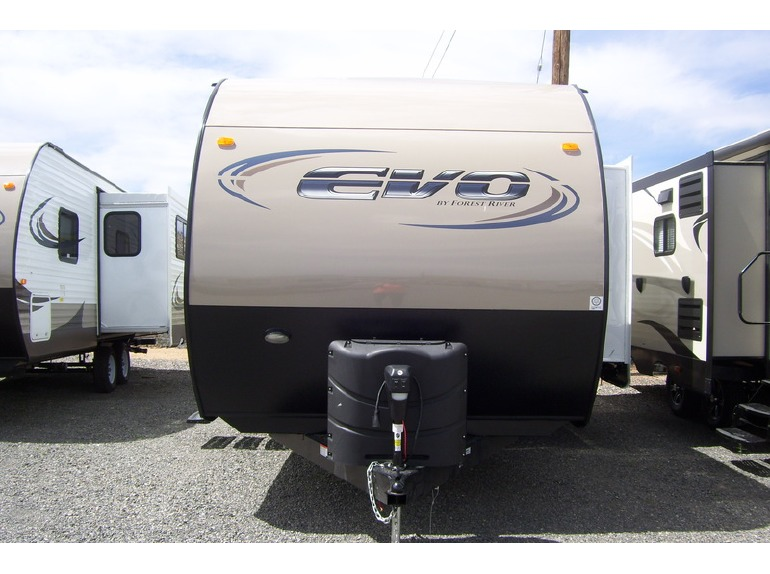 2016 Evo Forest River Inc. 2850