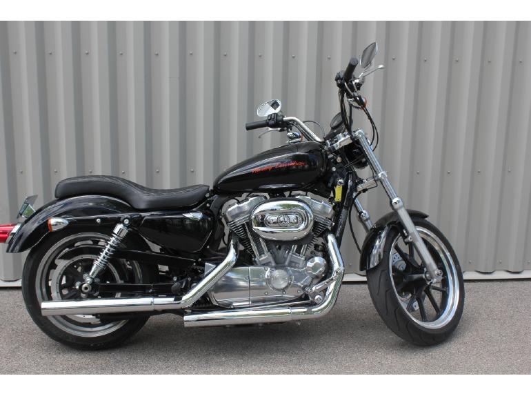 2011 Harley-Davidson XL883L Sportster Superlow Ref# 4316