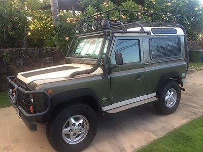 Land Rover Defender cars for sale in Hawaii