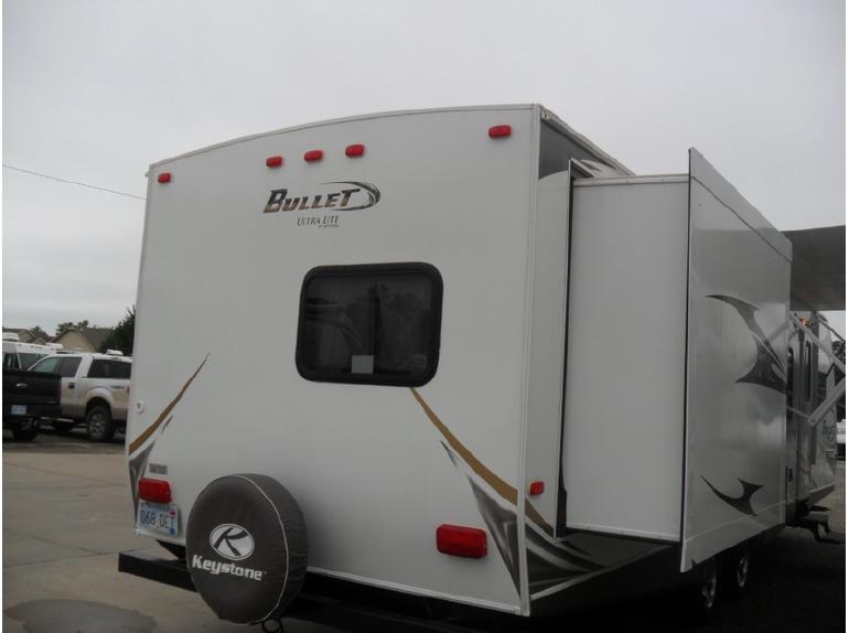 2012 Keystone Rv Bullet 286QBS