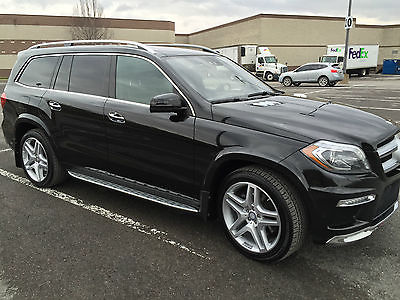 Mercedes-Benz : GL-Class GL550 AMG 2014 mercedes benz gl 550 amg with night vision system