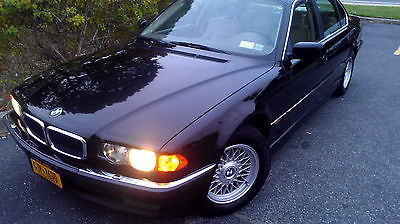 1999 Bmw 740il Cars for sale