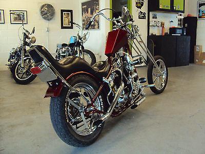 Harley-Davidson : Other 1952 harley davidson fl pan head chopper