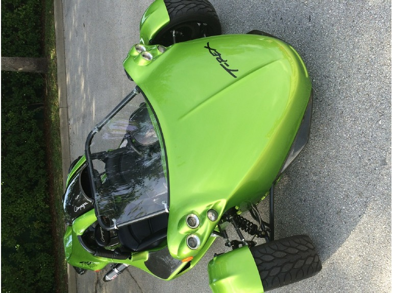 2009 Campagna T-Rex 14R