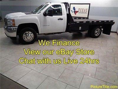 Chevrolet : Silverado 1500 WT Reg Cab 4WD 12 silverado 3500 reg cab 4 x 4 flatbed duramax diesel allison we finance 1 texas