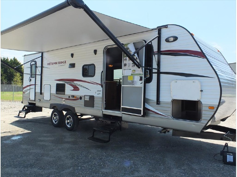2015 Starcraft Autumn Ridge 289BHS