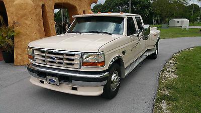 Ford : F-350 CREW CAB DUALLY 1993 ford f 350 crew cab dually turbo diesel