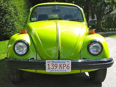 1974 vw bug cars for sale. Black Bedroom Furniture Sets. Home Design Ideas